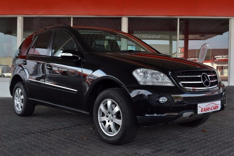 Used mercedes benz m class ml 350 a t for sale in western for 2007 mercedes benz ml350 for sale