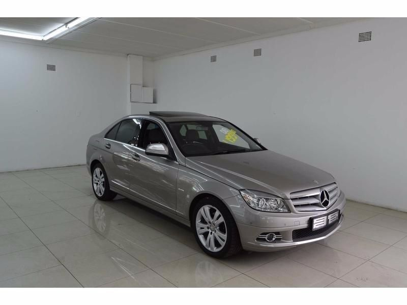 used mercedes benz c class c200 cdi classic a t for sale in gauteng id 1468723. Black Bedroom Furniture Sets. Home Design Ideas