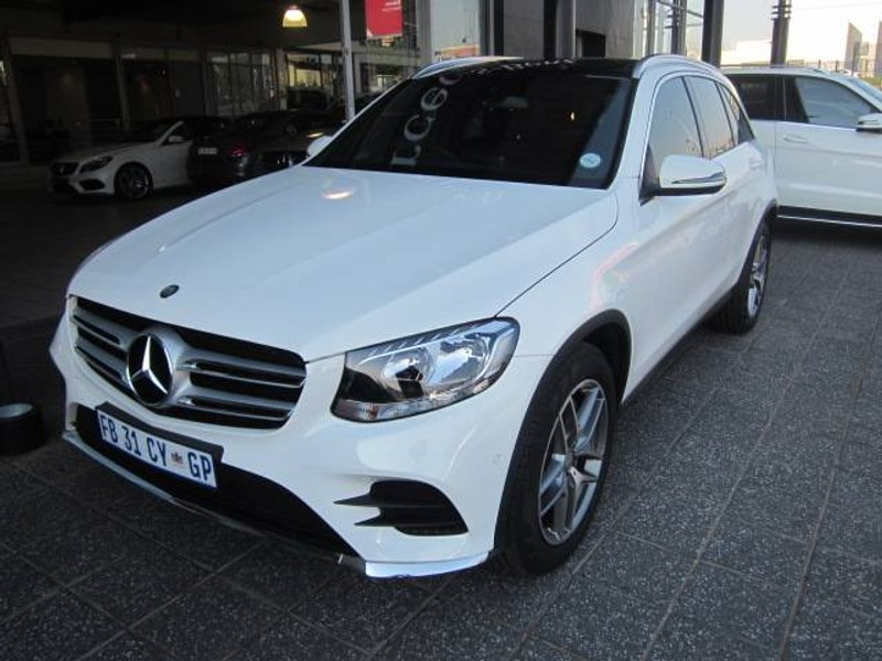 Used mercedes benz glc 220d amg for sale in gauteng cars for Mercedes benz 220d for sale