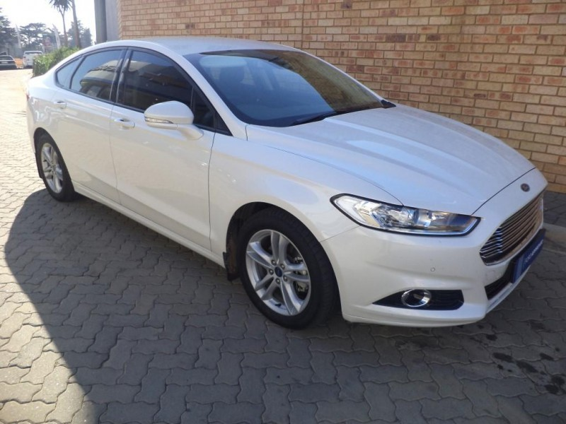 used ford fusion 1 5 ecoboost trend auto for sale in gauteng id 1469245. Black Bedroom Furniture Sets. Home Design Ideas