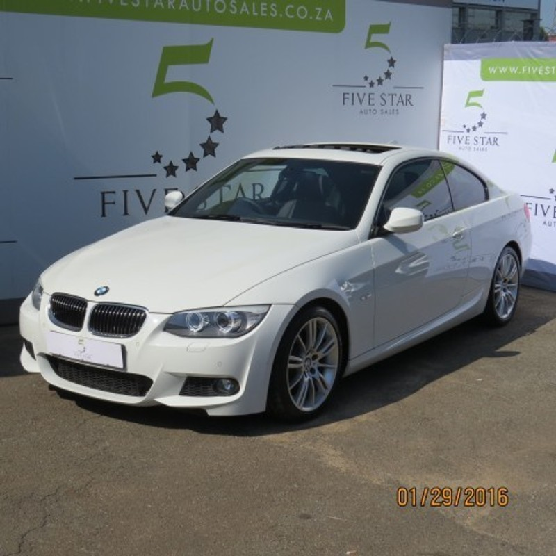 Used BMW 3 Series BMW 3 Series 325i Coupe A/T (E92) M