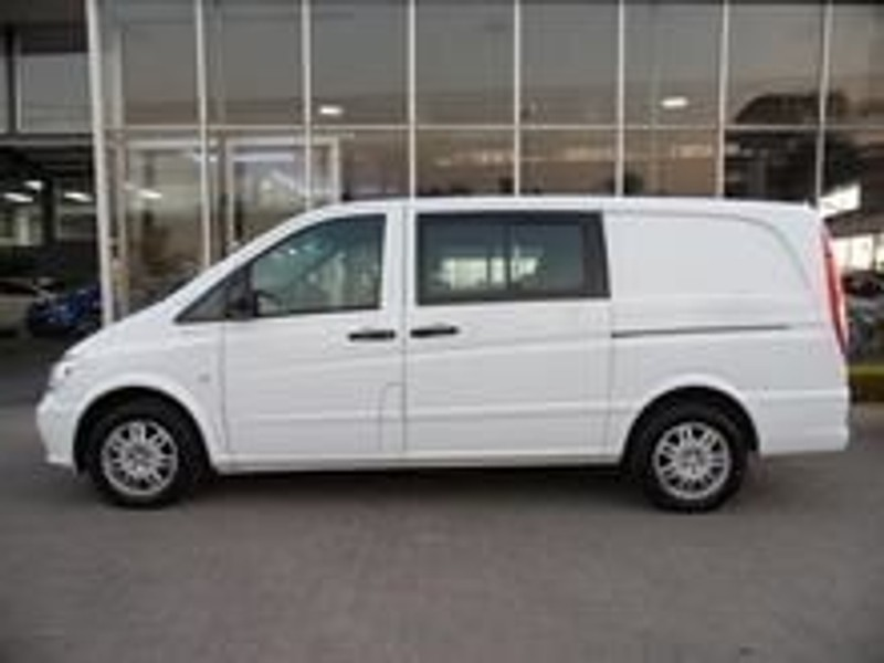 Used mercedes benz vito sportline tow bar spotless van for Mercedes benz vito vans for sale