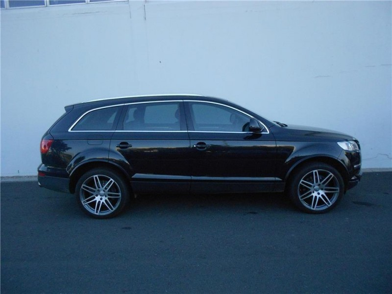 used audi q7 4 2 fsi v8 quattro tip for sale in western cape id 1471361. Black Bedroom Furniture Sets. Home Design Ideas