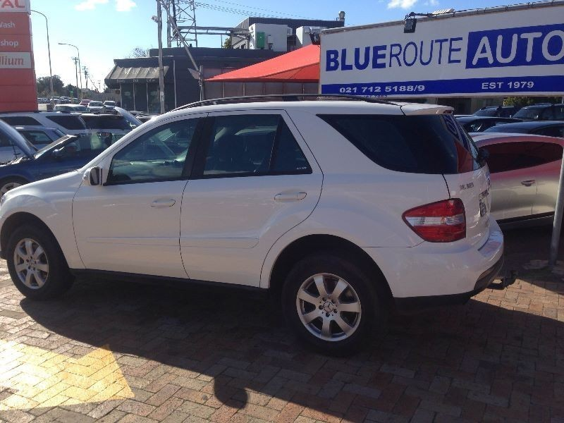 used mercedes benz m class ml 320 cdi a t for sale in western cape id 1475820. Black Bedroom Furniture Sets. Home Design Ideas