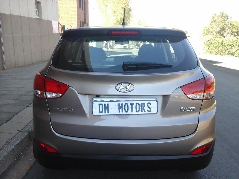 Used Hyundai Ix35 2 0 For Sale In Gauteng Id