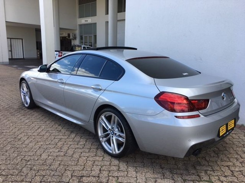Used bmw 6 series 640d gran coupe m sport for sale in western cape id 1479876 - 6 series gran coupe for sale ...