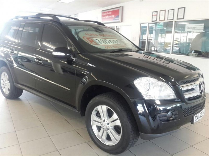 Used mercedes benz gl class gl 320 cdi for sale in western for 2007 mercedes benz gl class for sale