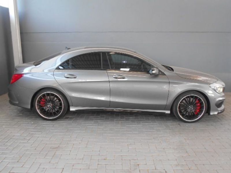 Used mercedes benz cla class cla45 amg for sale in north for Mercedes benz cla45 amg for sale