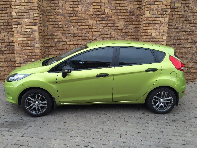 used ford fiesta 1 4 ambiente 5 droor for sale in gauteng id 1482243. Black Bedroom Furniture Sets. Home Design Ideas