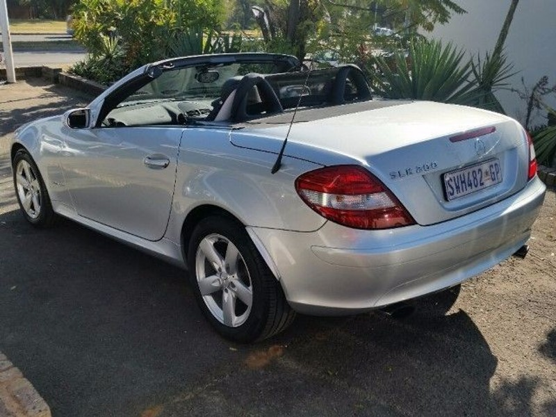 used mercedes benz slk class slk 200 kompressor for sale in gauteng id 1482637. Black Bedroom Furniture Sets. Home Design Ideas
