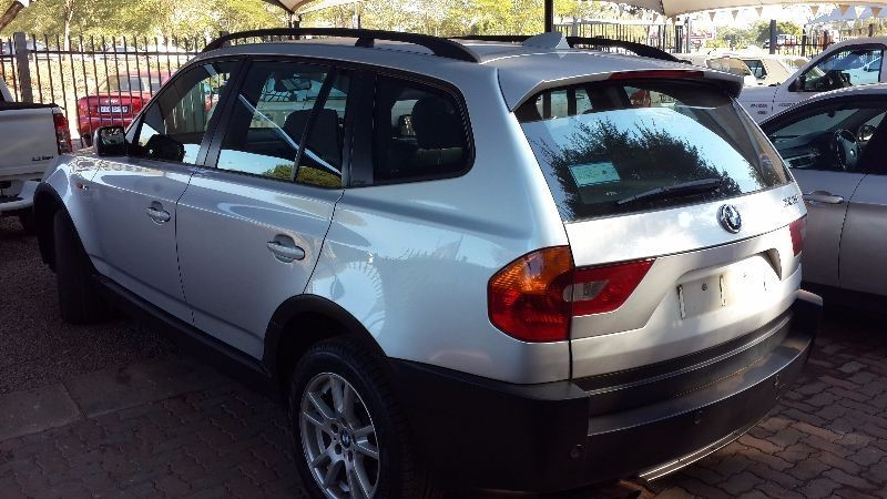 used bmw x3 for sale in gauteng id 1483568. Black Bedroom Furniture Sets. Home Design Ideas
