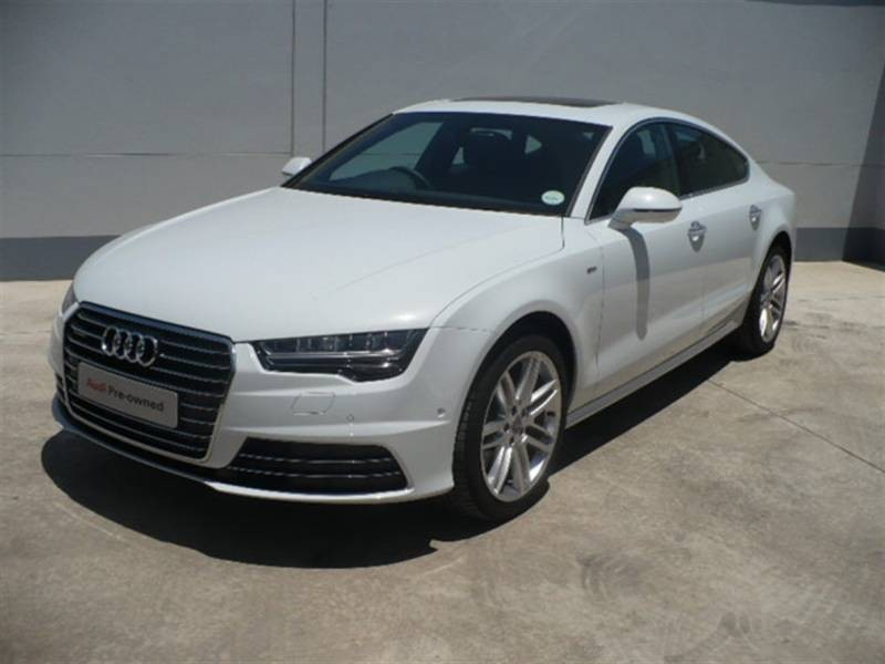 Used Audi A7 Sportback 3.0tdi Quat Stronic For Sale In