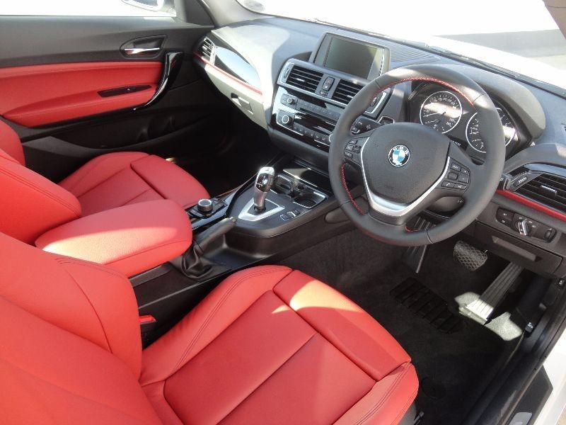 used bmw 2 series bmw 228i a t red seats for sale in gauteng id 1484424