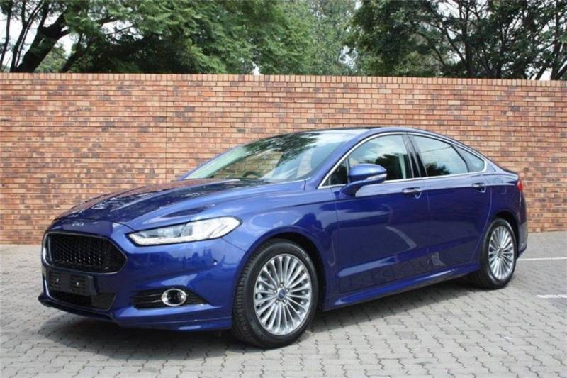 used ford fusion 2 0 ecoboost titanium auto for sale in gauteng id 1484764. Black Bedroom Furniture Sets. Home Design Ideas