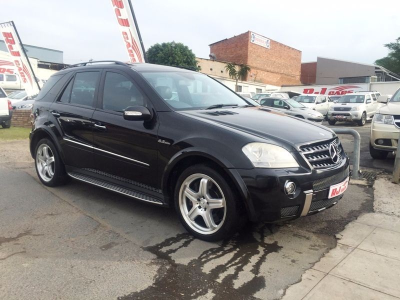 Used mercedes benz m class ml63 amg auto for sale in for 2007 mercedes benz ml350 for sale