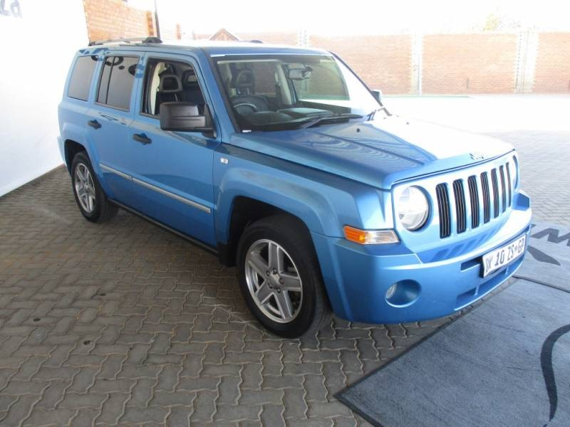 used jeep patriot 2 4 limited cvt a t for sale in gauteng id 1486009. Black Bedroom Furniture Sets. Home Design Ideas