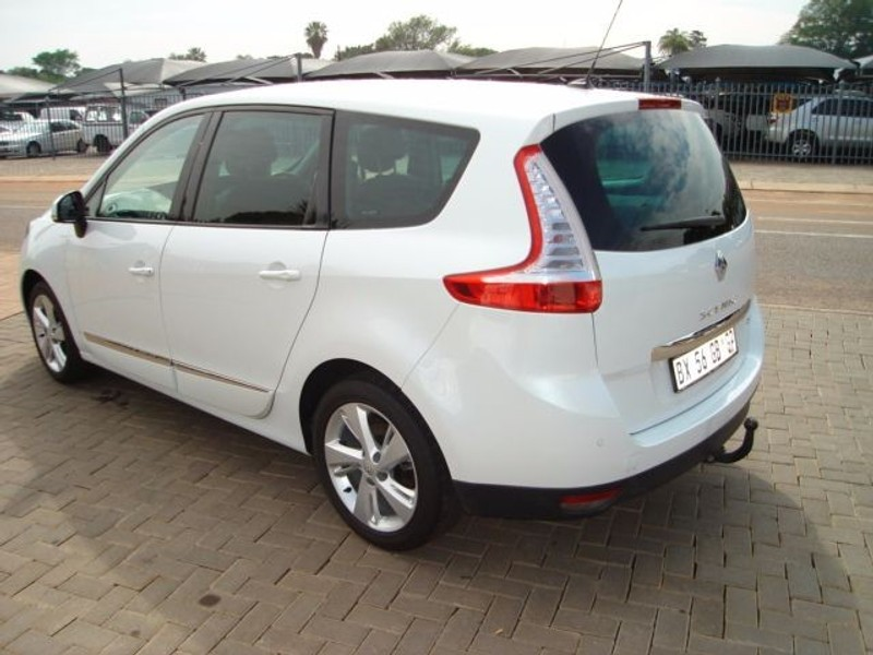 used renault grand scenic iii 1 6 dci dynamique for sale in gauteng id 1486613. Black Bedroom Furniture Sets. Home Design Ideas