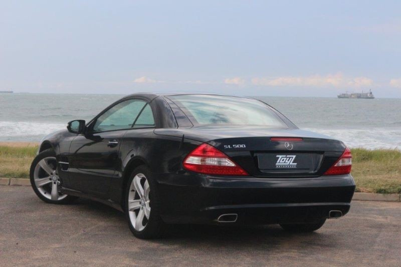 Used mercedes benz sl class sl500 7 g tronic for sale in for Used mercedes benz sl500 for sale