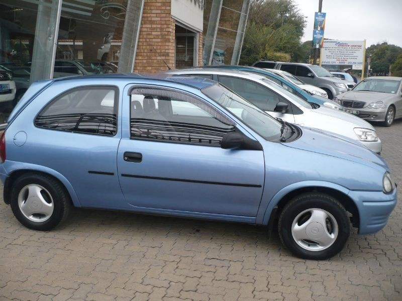 used opel corsa 130i for sale in north west province id 1486713. Black Bedroom Furniture Sets. Home Design Ideas