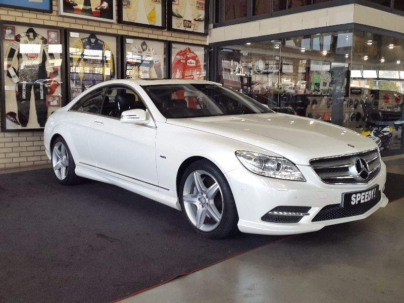 Used mercedes benz cl class cl 500 for sale in north west for Mercedes benz cl class for sale