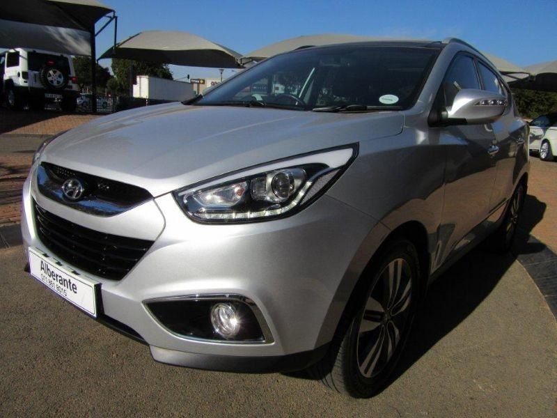 used hyundai ix35 2014 hyundai ix35 2 0 elite auto for sale in gauteng id 1488386. Black Bedroom Furniture Sets. Home Design Ideas
