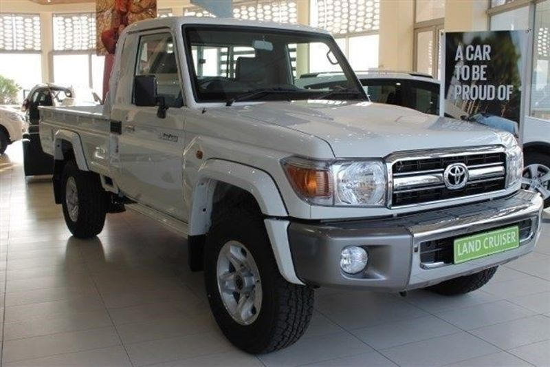 Used Toyota Land Cruiser 79 4.5D Single cab Bakkie for ...