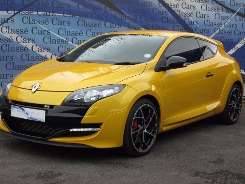 used renault megane iii rs 265 cup 3dr for sale in gauteng id 1489116. Black Bedroom Furniture Sets. Home Design Ideas