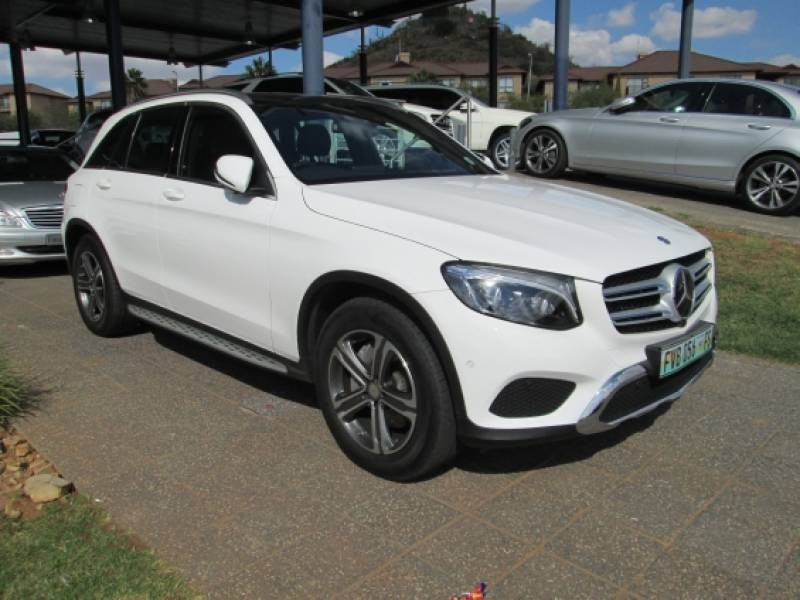 Used mercedes benz glc 300 exclusive for sale in free for Mercedes benz glc for sale