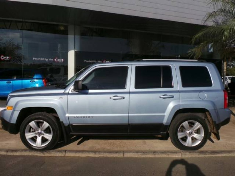 used jeep patriot 2 4 limited auto for sale in kwazulu. Black Bedroom Furniture Sets. Home Design Ideas