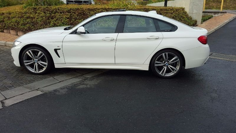 used bmw 4 series 428i gran coupe m sport auto for sale in western cape id 1490290. Black Bedroom Furniture Sets. Home Design Ideas