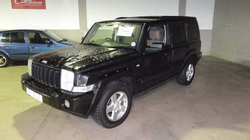 Used Jeep Commander 4 7 V8 For Sale In Western Cape Cars