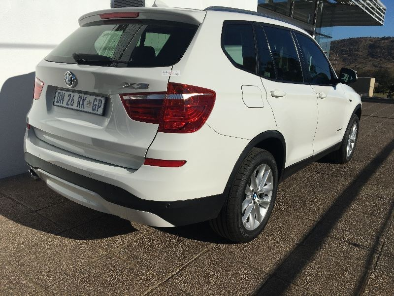 used bmw x3 xdrive28i exclusive a t for sale in gauteng. Black Bedroom Furniture Sets. Home Design Ideas