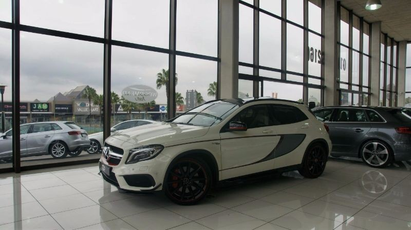 used mercedes benz gla class gla45 amg edition 1 for sale. Black Bedroom Furniture Sets. Home Design Ideas