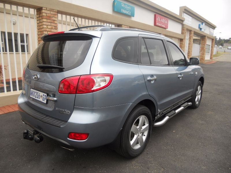 used hyundai santa fe 2 2 crdi a t 4x4 for sale in gauteng id 1491190. Black Bedroom Furniture Sets. Home Design Ideas