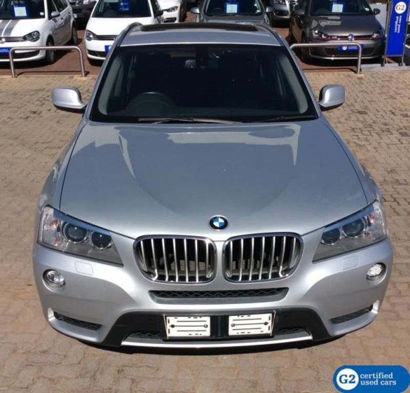Bmw Xdrive35i: Used BMW X3 Xdrive35i A/t For Sale In Gauteng