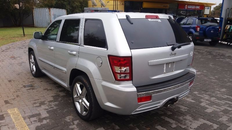 used jeep grand cherokee srt8 for sale in gauteng id 1493423. Black Bedroom Furniture Sets. Home Design Ideas