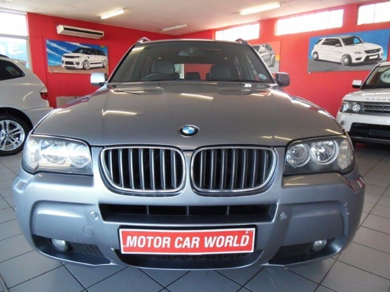 used bmw x3 2009 bmw x3 m sport steptronic for sale in western cape id 1493895. Black Bedroom Furniture Sets. Home Design Ideas