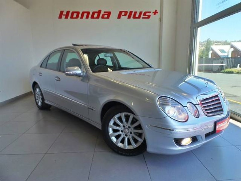 Used mercedes benz e class e 200k classic for sale in for 2008 mercedes benz e class for sale