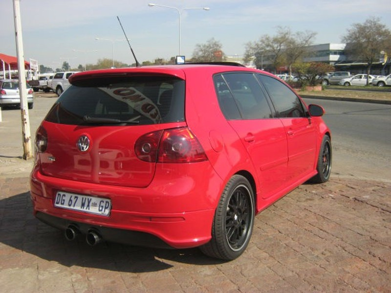 used volkswagen golf 5 gti dsg for sale in gauteng   cars co za id