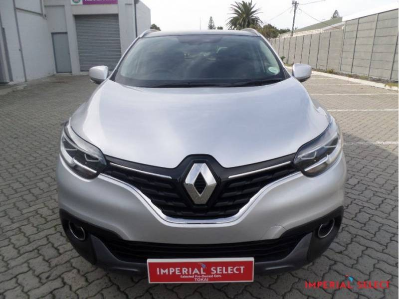 used renault kadjar 1 6 dci 4x4 for sale in western cape id 1497860. Black Bedroom Furniture Sets. Home Design Ideas