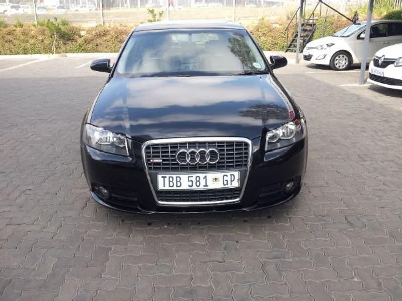 used audi a3 sportback fsi ambition for sale in gauteng id 1499101. Black Bedroom Furniture Sets. Home Design Ideas