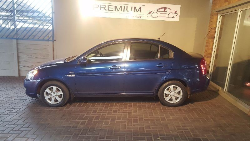 used hyundai accent 1 6 gl for sale in gauteng. Black Bedroom Furniture Sets. Home Design Ideas