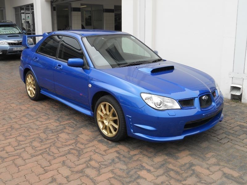 used subaru wrx wrx 2 5 sti manual for sale in gauteng. Black Bedroom Furniture Sets. Home Design Ideas