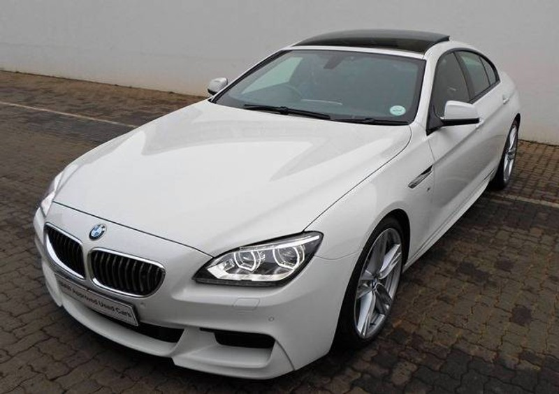used bmw 6 series 640i gran coupe m sport for sale in gauteng id 1499216. Black Bedroom Furniture Sets. Home Design Ideas