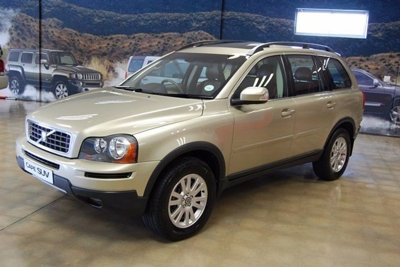 used volvo xc90 2008 volvo xc90 3 2 auto 7 seater for sale in western cape id 1500010. Black Bedroom Furniture Sets. Home Design Ideas