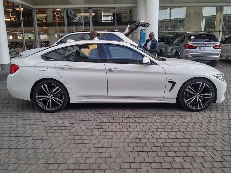 used bmw 4 series 420d gran coupe m sport auto for sale in gauteng id 1500102. Black Bedroom Furniture Sets. Home Design Ideas