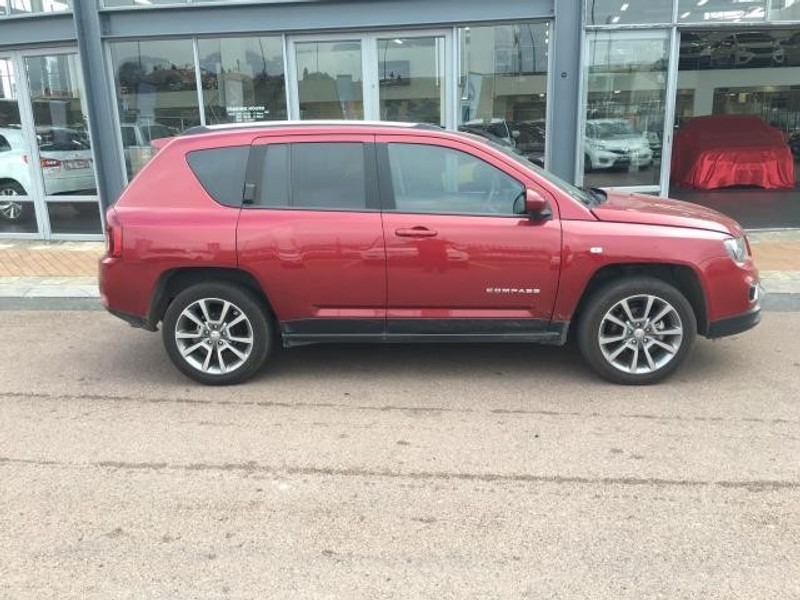 used jeep compass 2 0 cvt ltd for sale in gauteng id. Cars Review. Best American Auto & Cars Review