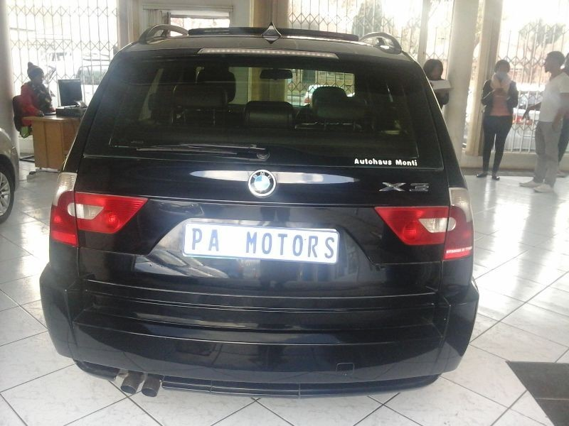 used bmw x3 for sale in gauteng id 1500877. Black Bedroom Furniture Sets. Home Design Ideas