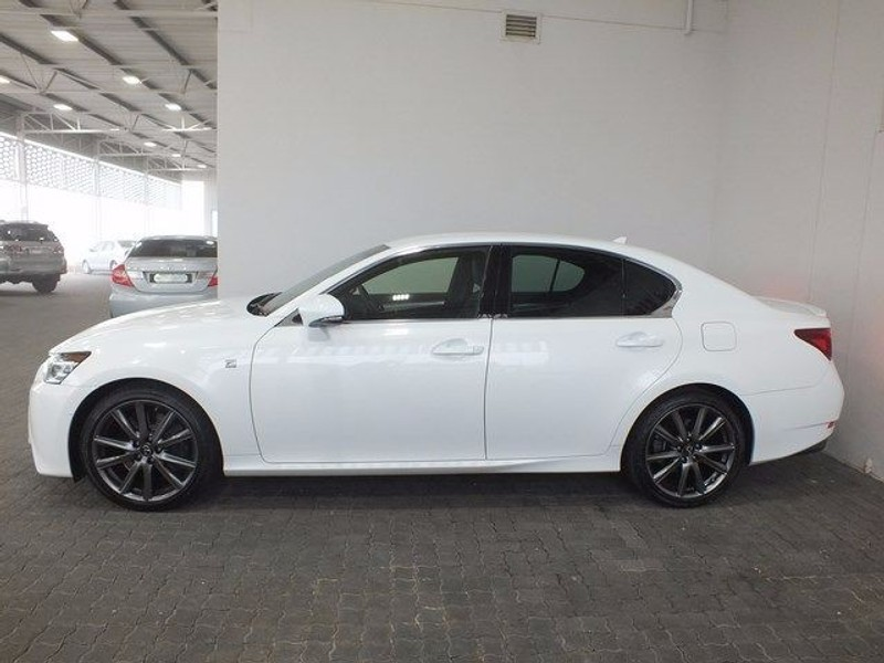 used lexus gs 350 f sport for sale in western cape id 1500912. Black Bedroom Furniture Sets. Home Design Ideas