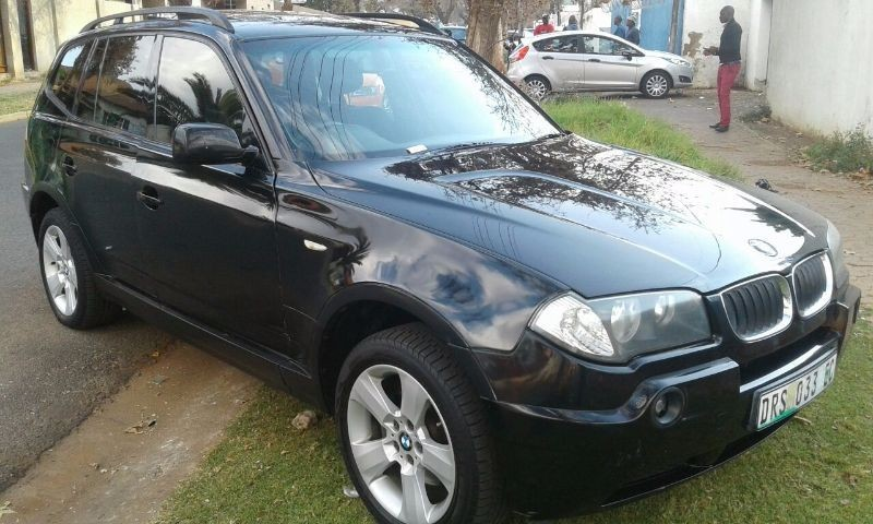 used bmw x3 for sale in gauteng id 1501102. Black Bedroom Furniture Sets. Home Design Ideas